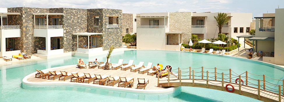SunConnect Ostria Resort & Spa, Ierapetra, Kreta, Grækenland