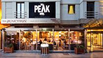Hotel The Peak Hotel – bestil nemt og bekvemt hos Spies