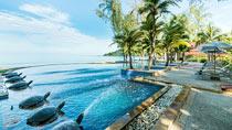 Spa og velvære på hotel Emerald Beach Resort & Spa.