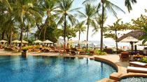 Katathani Phuket Beach Resort - for børnefamilier der vil have det lille ekstra