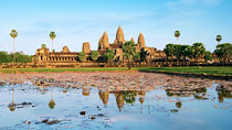 Rundrejse i Cambodja med Bangkok.