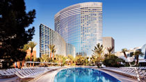 Spa og velvære på hotel Aria Resort & Casino.