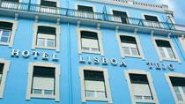 Hotel Hotel Lisboa Tejo – bestil nemt og bekvemt hos Spies