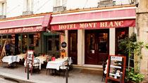 Hotel Mont Blanc – bestil nemt og bekvemt hos Spies