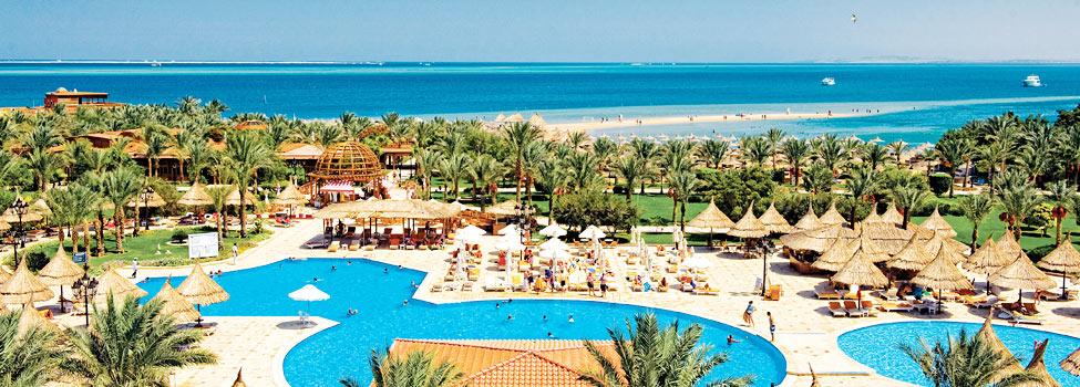 Siva Grand Beach, Hurghada, Egypten