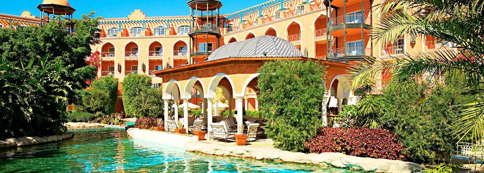 Grand Resort, Hurghada, Egypten