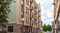 Spa og velvære på hotel Rixwell Old Riga Palace.