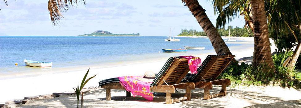 Indian Ocean Lodge, Praslin, Seychellerne
