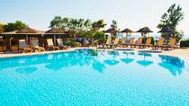 Spa og velvære på hotel Capo Bay.