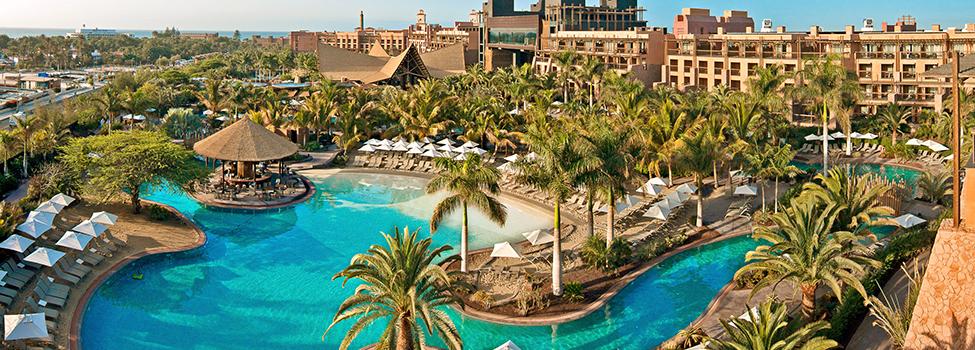 Lopesan Baobab Resort, Costa Meloneras, Gran Canaria, De Kanariske Øer