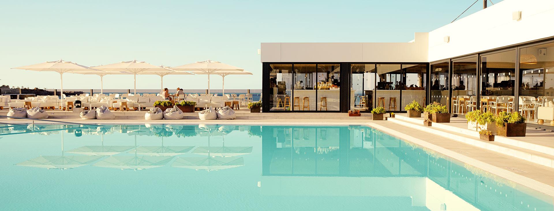 Ocean Beach Club - Gran Canaria, Playa del Cura, Gran Canaria, De Kanariske Øer