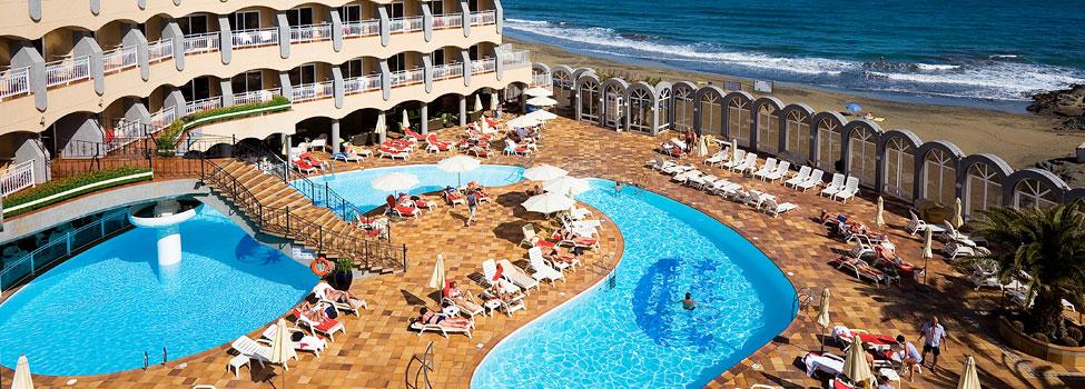San Agustin Beach Club, San Agustin, Gran Canaria, De Kanariske Øer