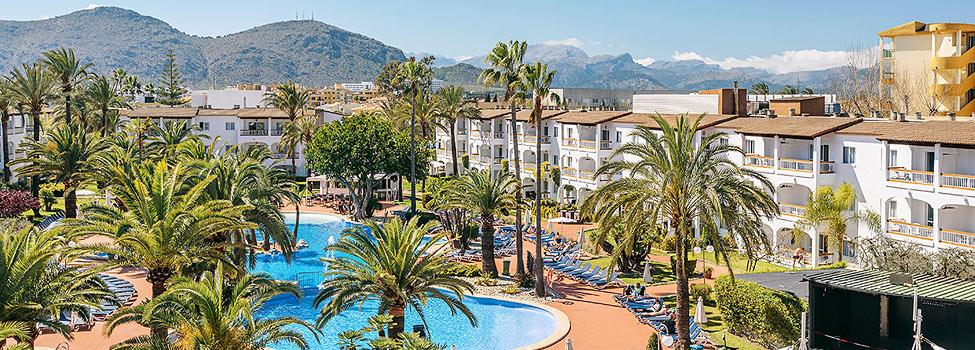 Alcudia Garden, Alcudia, Mallorca, Spanien