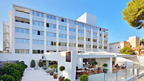 Tryp Palma Bosque - golfhotel hos Spies