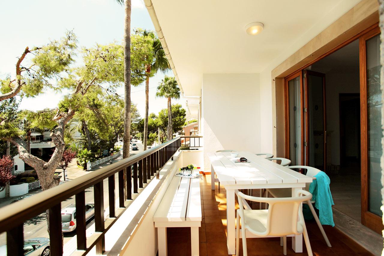 Big Family-lejlighed i Villa Isabel