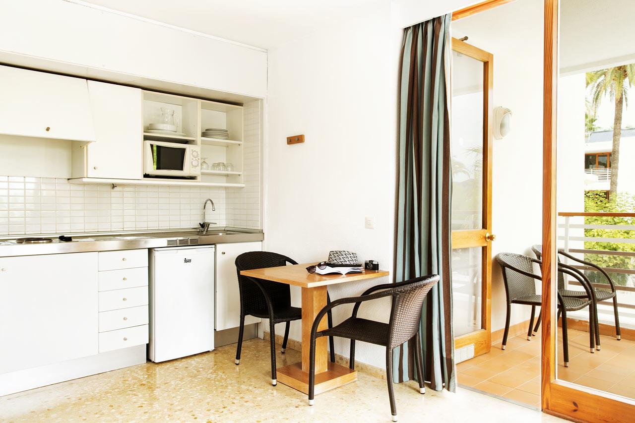 2-værelses Family-lejlighed i Princesa