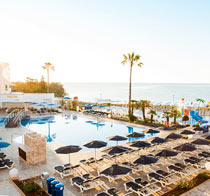 Sunwing Cala Bona Beach - børnevenligt hotel kun hos Spies
