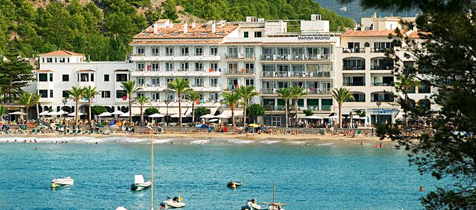 Marina - Hotel i Puerto de Sóller | Spies Rejser