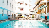 Hotel Helena – bestil nemt og bekvemt hos Spies
