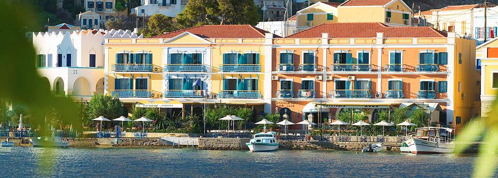 Nireus, Symi, Grækenland