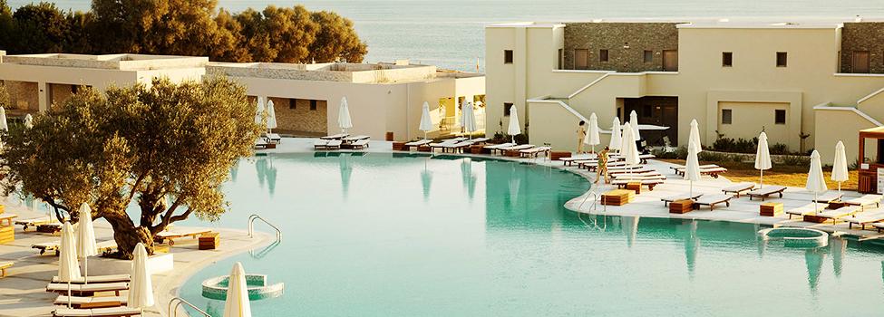 SENTIDO Port Royal Villas & Spa, Kolymbia, Rhodos, Grækenland