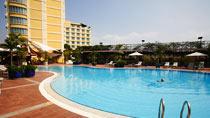 Spa og velvære på hotel New World Saigon Hotel.