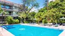 Hotel Hotel Colón Rambla – bestil nemt og bekvemt hos Spies