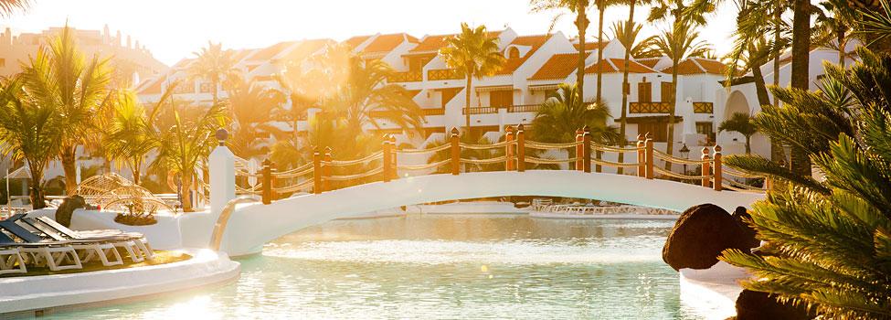 Parque Santiago 3, Playa de las Américas, Tenerife, De Kanariske Øer