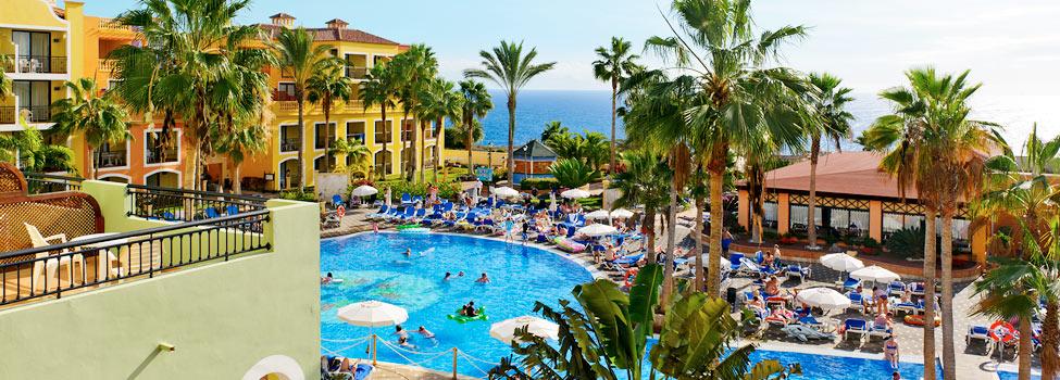 Bahia Principe Tenerife, Playa Paraiso, Tenerife, De Kanariske Øer