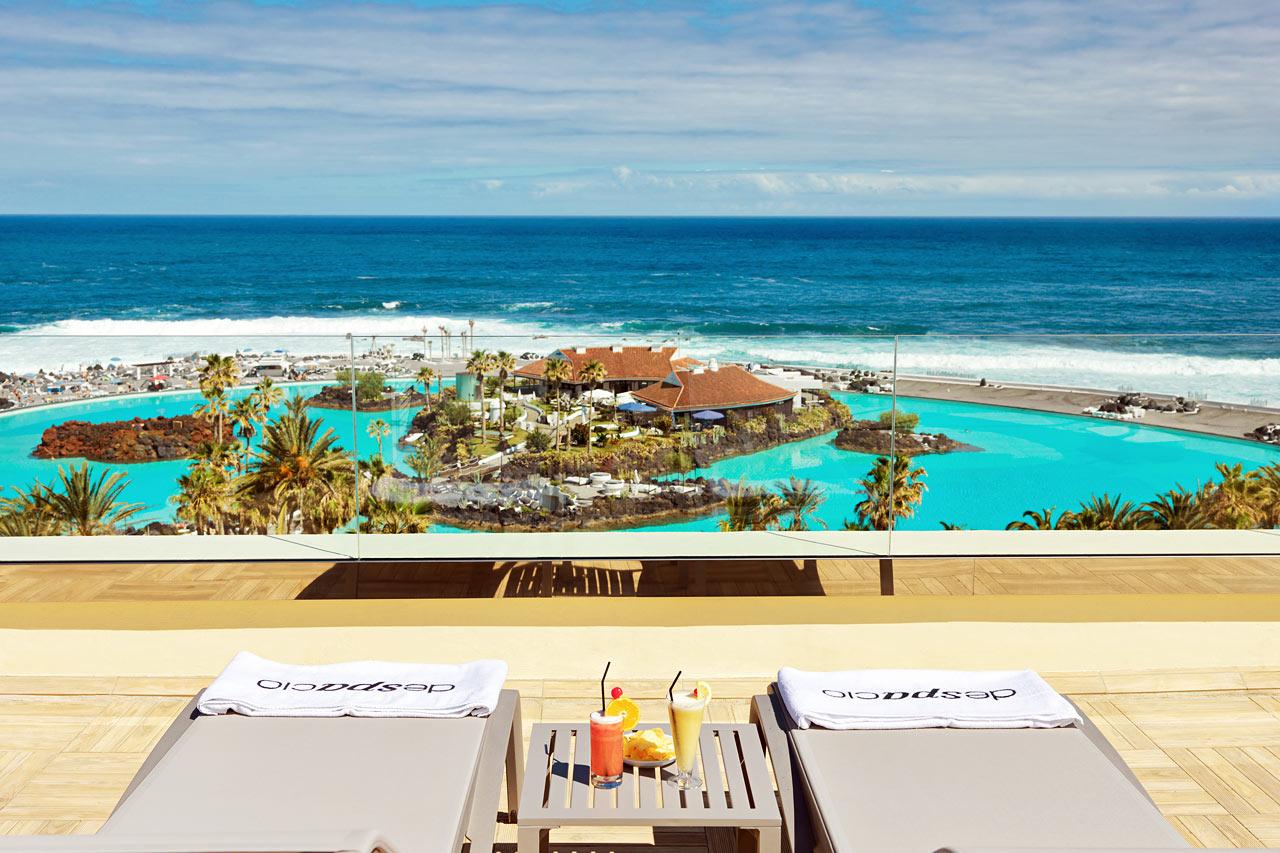 H10 tenerife playa hotel i puerto de la cruz spies rejser - Playa puerto de la cruz tenerife ...