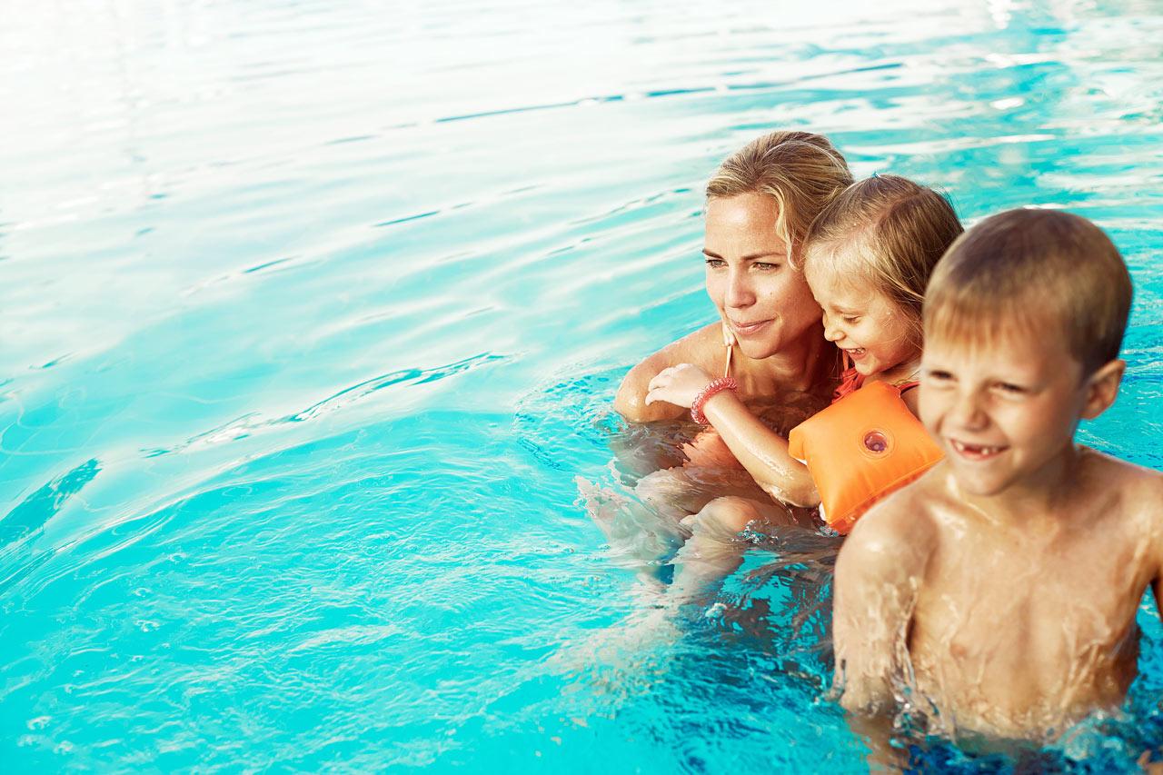 Når børnene har det godt i ferien, har de voksne det også!