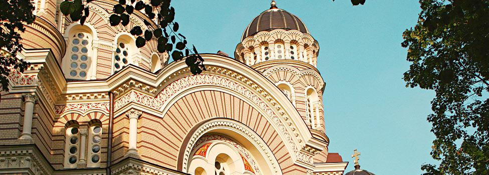 Rejser til Riga - Find rejser til Riga hos Spies!