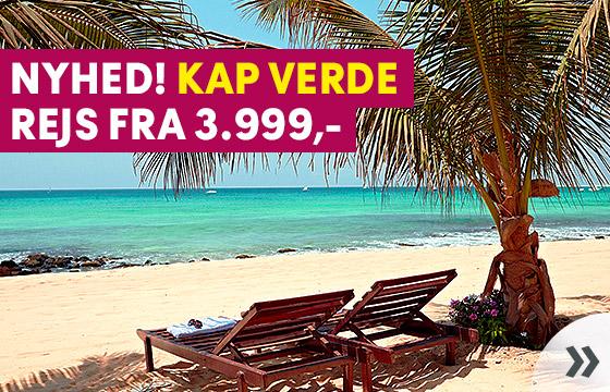Ferie på Kap Verde