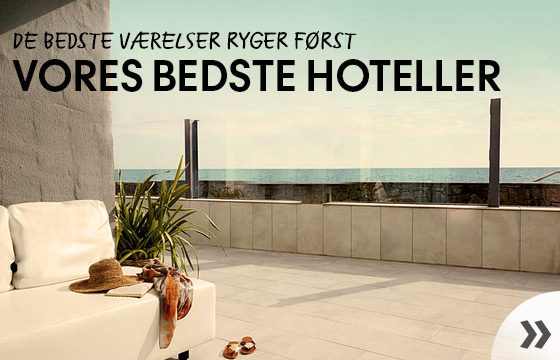 Find dit favorithotel til vinter