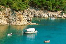Alonissos, Grækenland