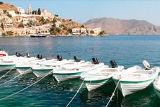Symi, Grækenland