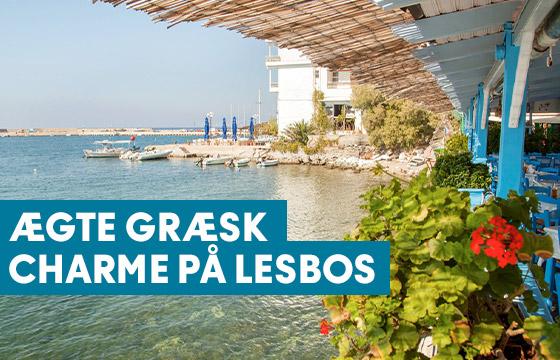 Rejser til Lesbos