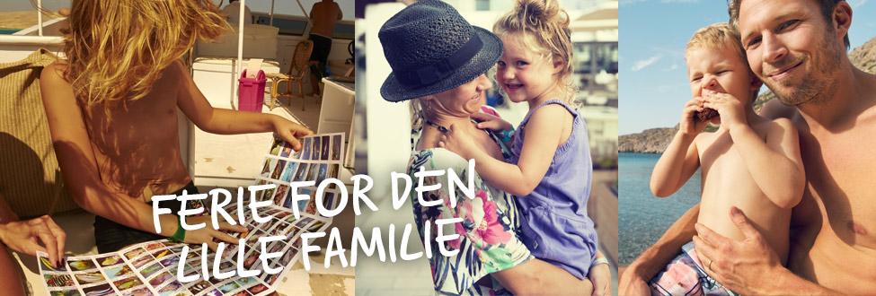 Lille familie
