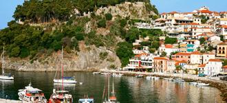 Parga, Grækenland