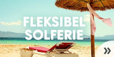Fleksibel solferie