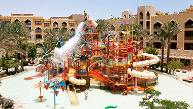 Waterworld Makadi Beach, Egypten